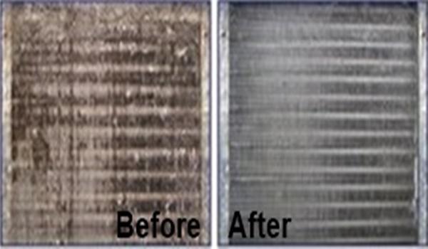 Vệ Sinh Tản Nhiệt Gió - Air Cooler, Air Chiller
